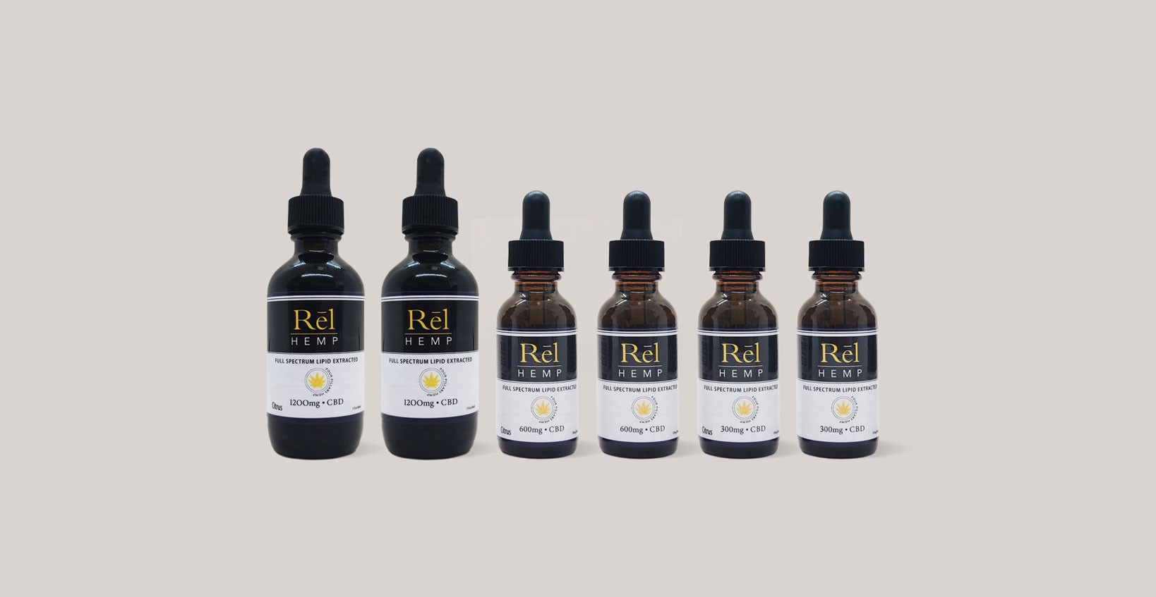 Shop for Rel Hemp Artisinal CBD Products