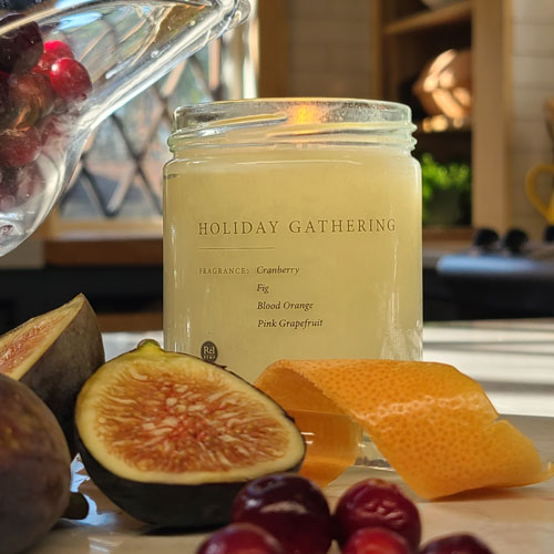 Holiday Gathering Scented Candle