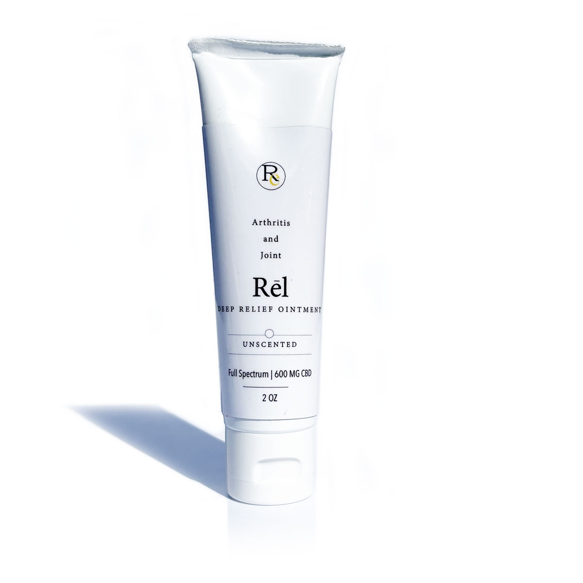 Rel Hemp Deep Relief Ointment Arthritis and Joint Unscented